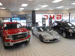 Capitaland GMC Showroom